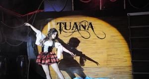 Tuana Bale ve Dans Stüdyosu'ndan  'Karayip Korsanları'