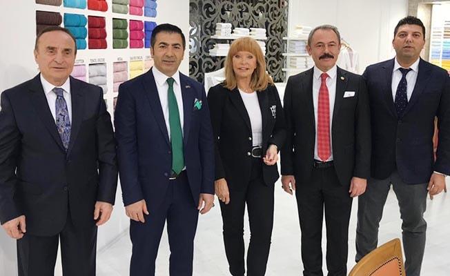 Almanya'dan Denizlispor'a bağış desteği