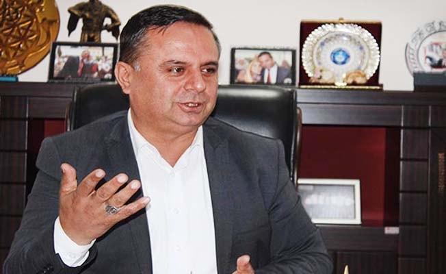 """Başkan Akcan: """"Hedefimiz yeni dönemde daha büyük projeler ve hedefler"""""""
