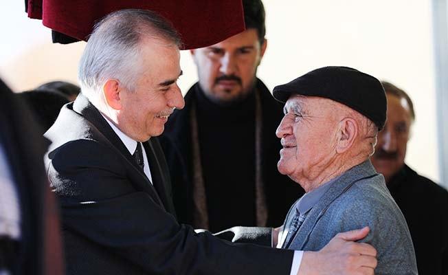 """Başkan Zolan: """"Söz verdik, yaptık"""""""