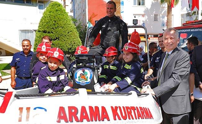 Büyükşehir İtfaiye Türkiye 1.'si