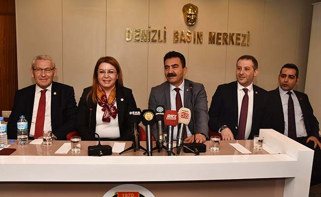 CHP, Pamukkale'de Divarcı ile devam edecek