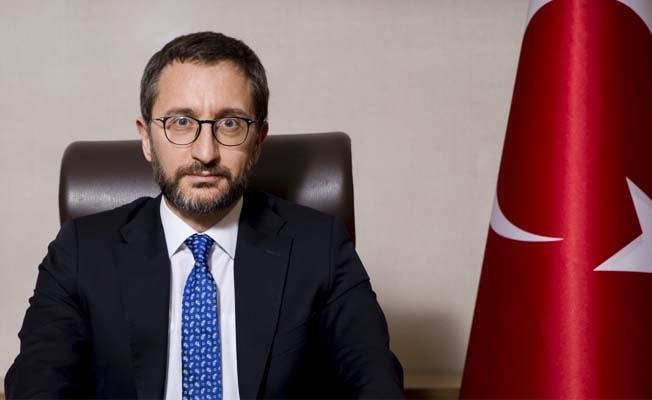 Cumhurbaşkanlığı İletişim Başkanı Altun'dan Çalışan Gazeteciler Günü mesajı