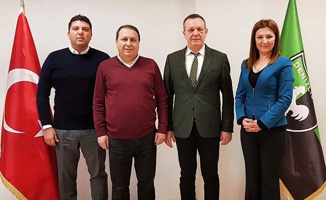Denizi Atatürk Stadyumu için isim hakkı sponsorluk anlaşması tamam