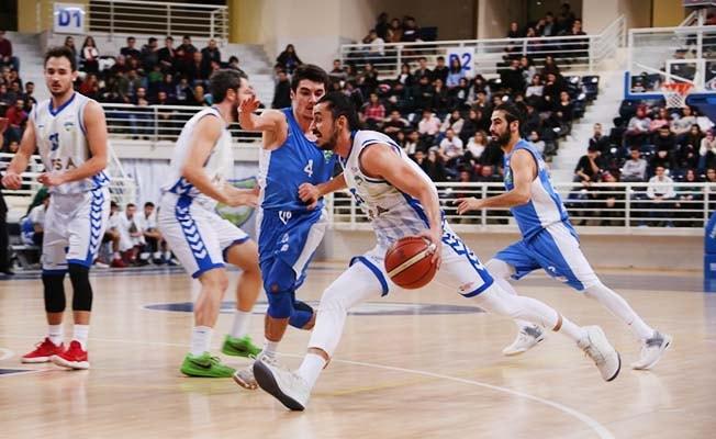 Denizli Basket sezonun ilk yarısını namağlup tamamladı