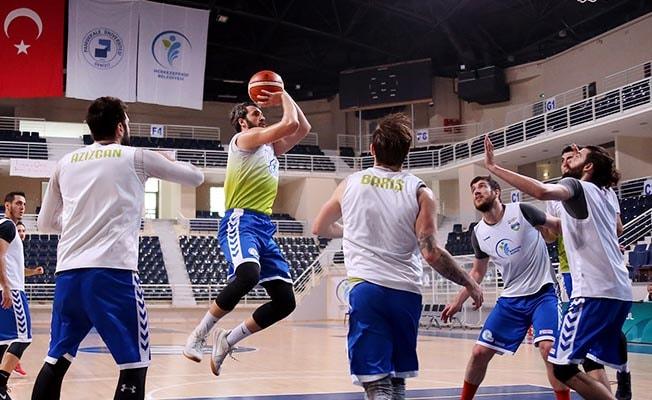 Denizli Basket'te rota Gemlik
