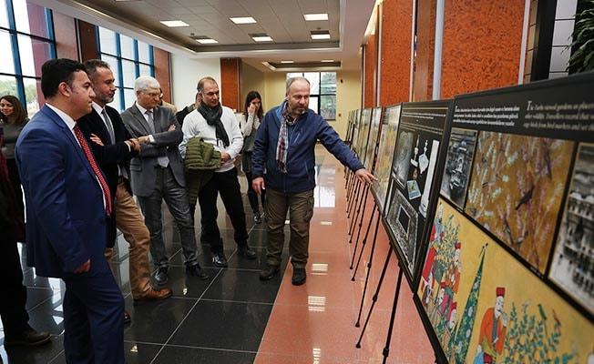 'İstanbul'da Bahçe ve Çiçek Sergisi' sanatseverlerin ziyaretine açıldı