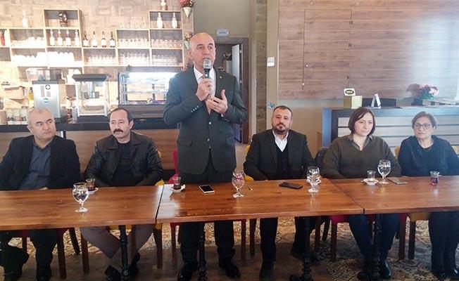 """MHP İl Başkanı Birtürk: """"Bozkurt işareti MHP'ye aittir"""""""