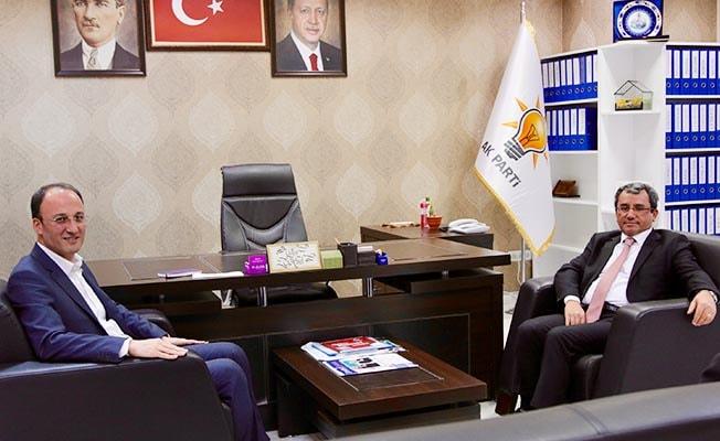 Milletvekili Yıldız'dan Örki'ye ziyaret