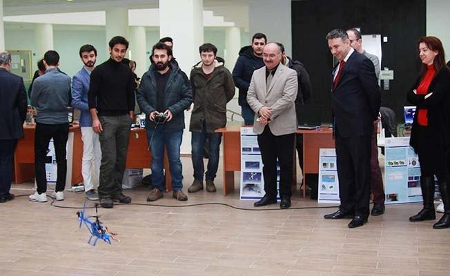 Teknoloji Fakültesi'nde 4. Geleneksel Ders Uygulama Sergisi gerçekleştirildi