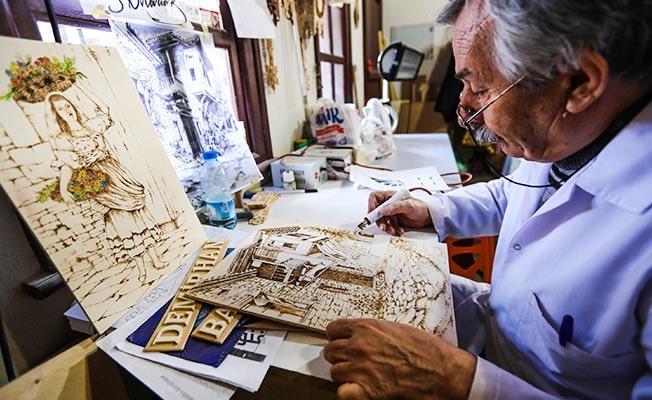 8 merkez, 50 branş, binlerce kursiyerle Türk el sanatları yaşatılıyor