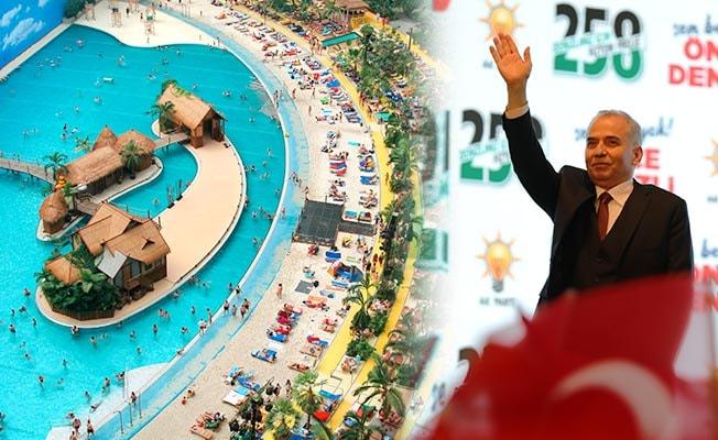 Başkan Zolan'dan Denizli'ye 258 vizyon proje: Halk Plajı da var