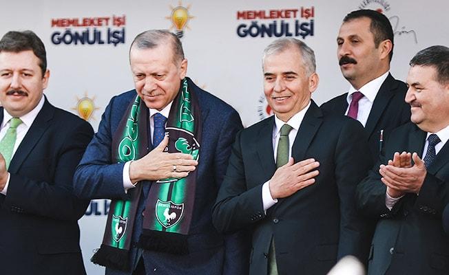 """Başkan Zolan: """"Muhteşemsin Denizli"""""""