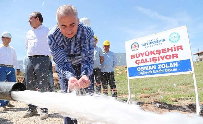 Büyükşehir DESKİ'den 100 milyon liralık dev yatırım