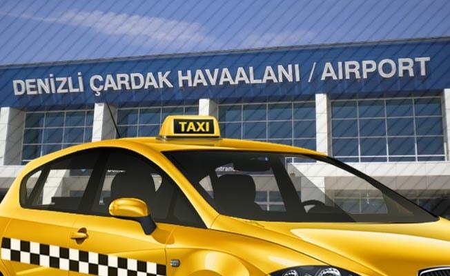 Havalimanı taksi ihalesinde rakamlar uçtu