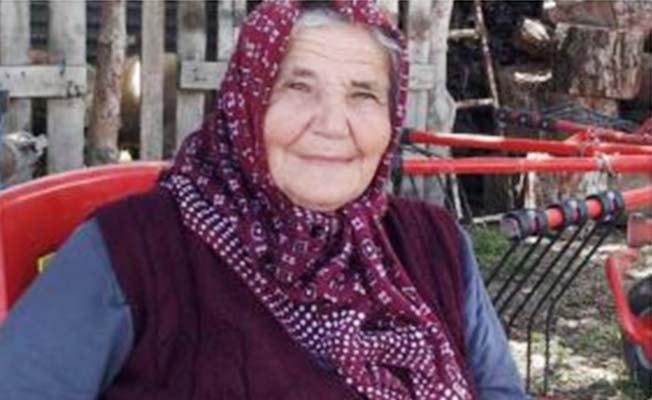 Merdivenden düşen yaşlı kadın yaşamını yitirdi