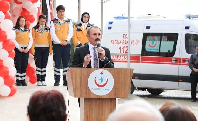 "Milletvekili Şahin Tin; ""Serinhisar istedi, biz yaptık"""