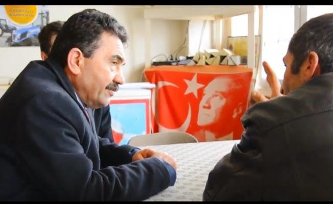Pamukkale'ye 'Kale Gibi Başkan' Geliyor