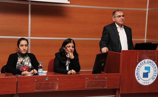 PAÜ'de öğrenci değişim programları bilgilendirme toplantısı yapıldı