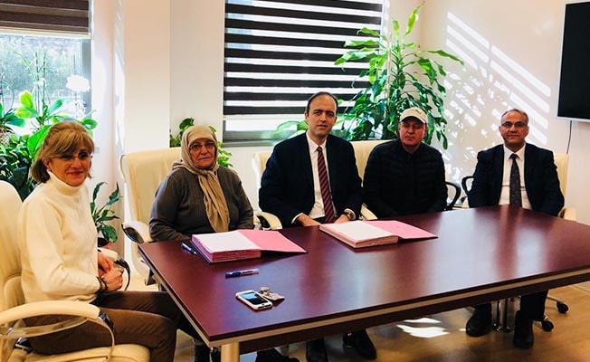 PAÜ Hastanesi'ne bağışlar sürüyor