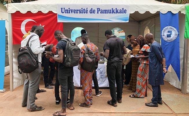 PAÜ, Mali'de büyük ilgi gördü