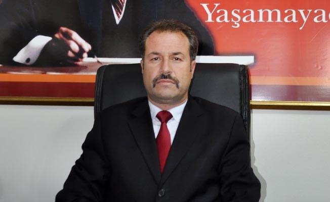 """TES Şube Başkanı Erdoğan: """"Hem üzgün, hem kızgınız"""""""