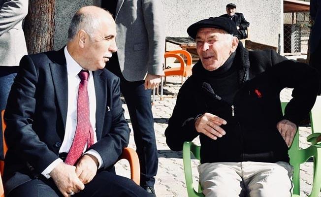Vali Karahan Çivril ilçesini ziyaret etti