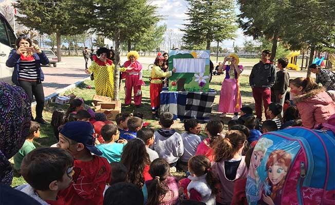 Kale MYO'lu öğrenciler deprem bölgesini ziyaret etti