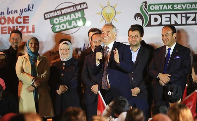 Başkan Zolan'dan 9 mahalleye alt yapı müjdesi