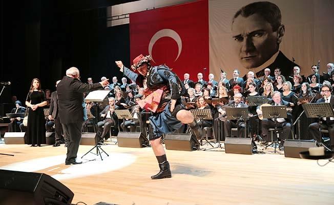 Büyükşehir'den Büyük Zafer'e Özel Anma Konseri