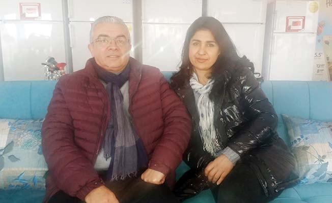 Çal'dan deprem bölgesine davet