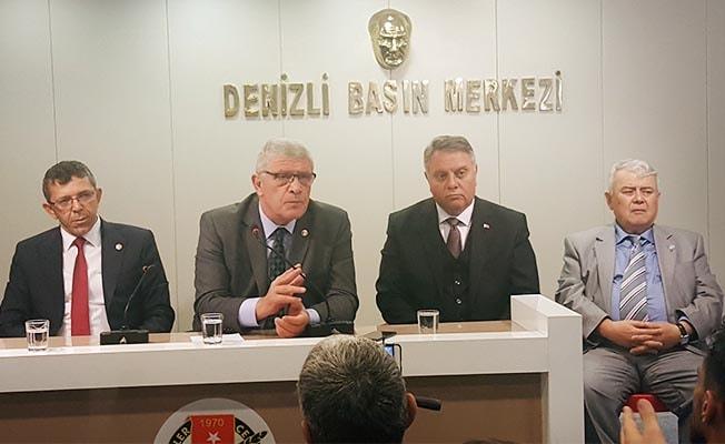 """Dervişoğlu; """"Denizli'yi iyi yönetmeye geliyoruz"""""""