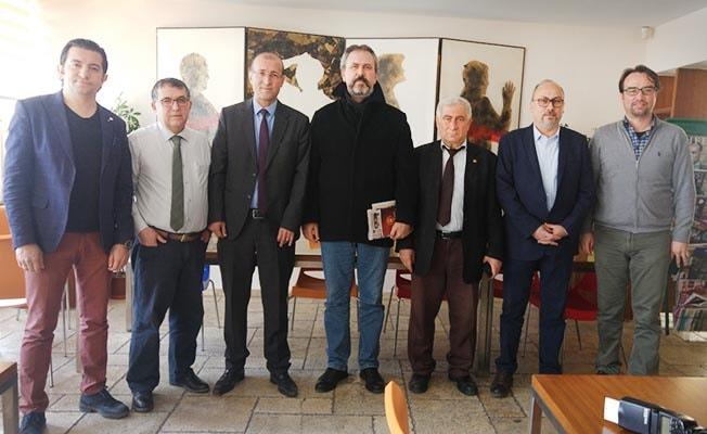 DGC, Yaşar Üniversitesini ağırladı