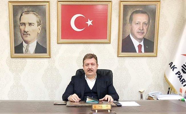 AK Parti İl Başkanı Filiz'den Milli Mücadele Günü mesajı