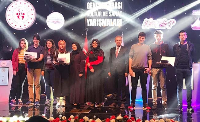 Gençler, Kültür Sanat Yarışmalarında buluşuyor