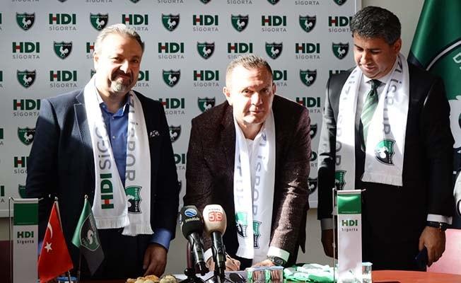 HDI Sigorta, Horoz'a sponsor oldu