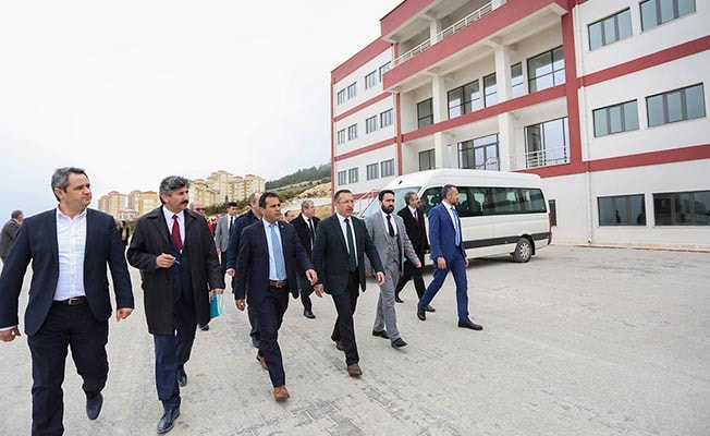 Kale MYO'nun yeni binası açılıyor