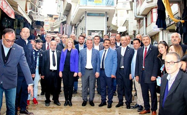 """""""Kaleiçi turistik merkez olacak, Denizli kazanacak"""""""