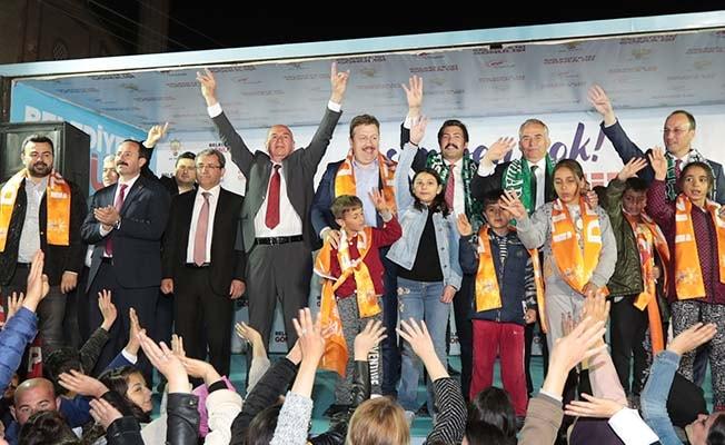 """MHP'li Birtürk, """"20'de 20"""" dedi"""