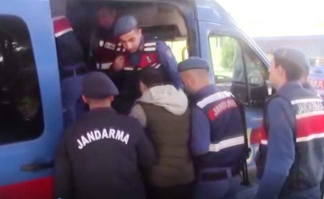 Sarayköy'de uyuşturucu operasyonu: 4 tutuklama