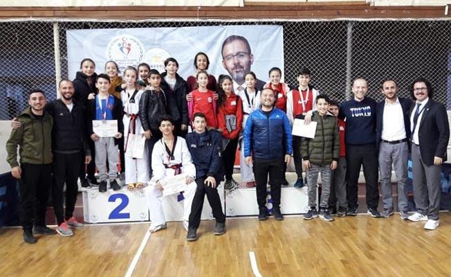 Taekwondo Takımı yarı finalde