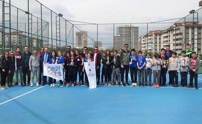 Tenisin Yıldızlar turnuvada buluştu