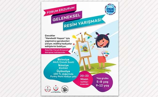 23 Nisan coşkusu için Forum Çamlık'a davetlisiniz