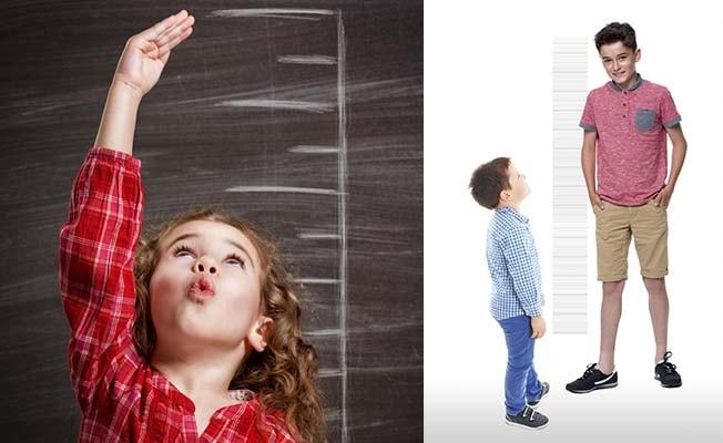 Büyüme bozukluklarında erken tanı ve erken müdahale çok önemli