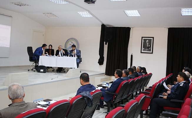 Çameli Belediye Meclisi ilk toplantısını yaptı