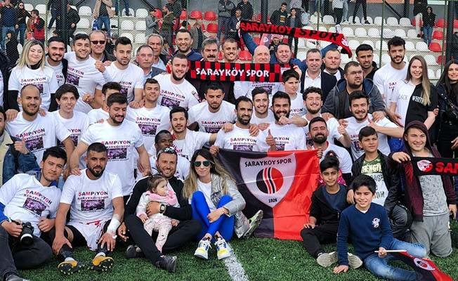 Denizli Süper Amatör Şampiyonu Sarayköyspor oldu