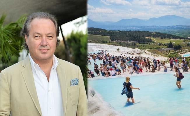 DENTUROD Başkanı Şen: Yarın Pamukkale'nin keyfini çıkaralım