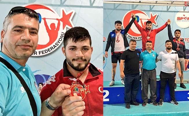 Mehmet Avcıl, rekorları alt üst etti