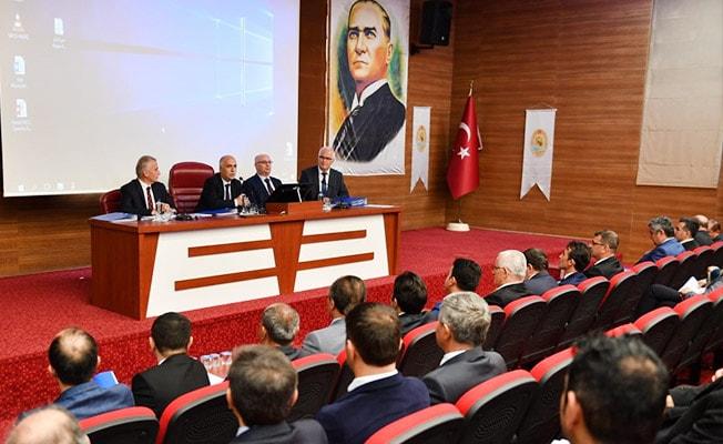 İl Koordinasyon Kurulu 2. dönem toplantısı yapıldı