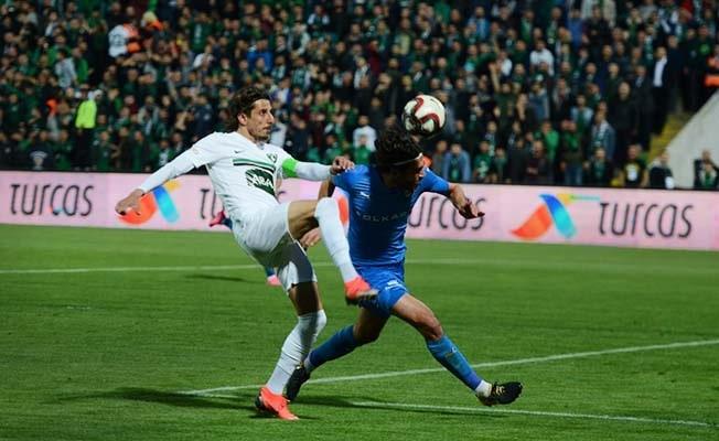 Nefes kesen maçta puanlar paylaşıldı: 3 - 3